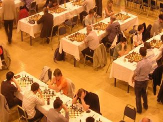 Chess Tournament Hall