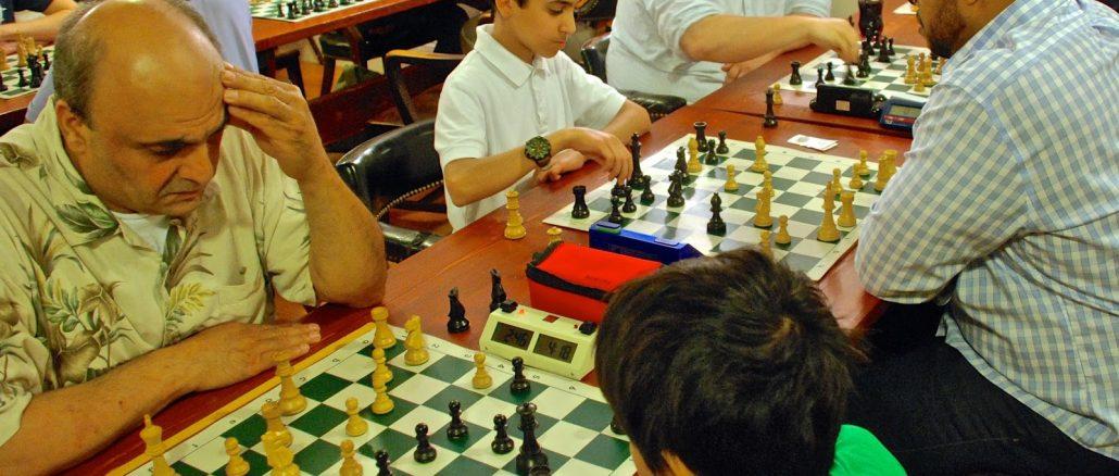 Chess Tournament Calendar