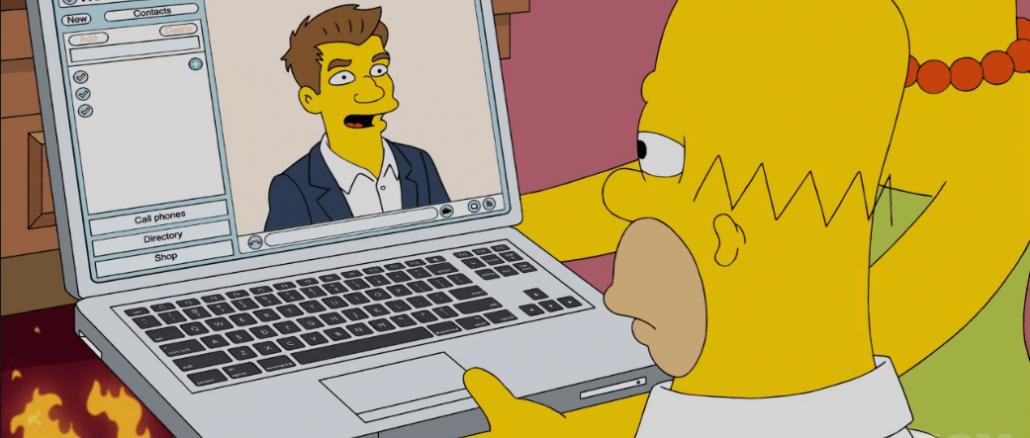Homer Plays Chess