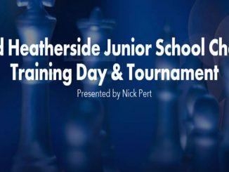 3rd Heatherside Junior School Chess Training Day & Tournament