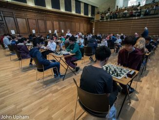 Hampshire Junior Schools Chess Tournament
