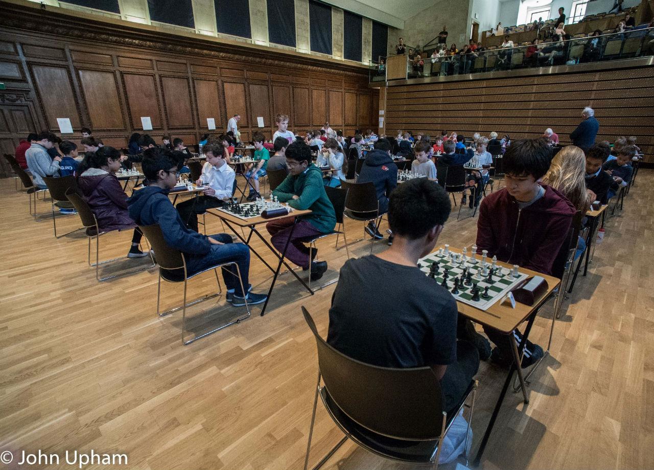 Hampshire Junior Schools Chess Tournament