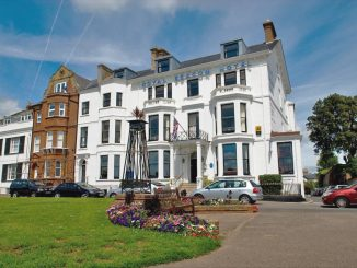 Royal Beacon Hotel, Exmouth, Devon