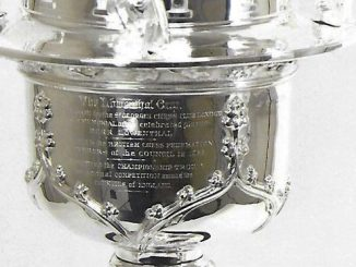 County Championship Trophy