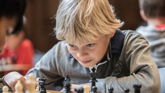 Hampshire Junior Chess Congress 2019