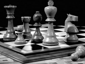 Chess Set BW