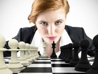Chess Woman