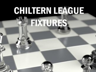 Chiltern League 2019-20 Fixtures
