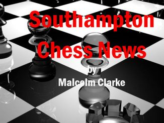 Southampton Chess League News
